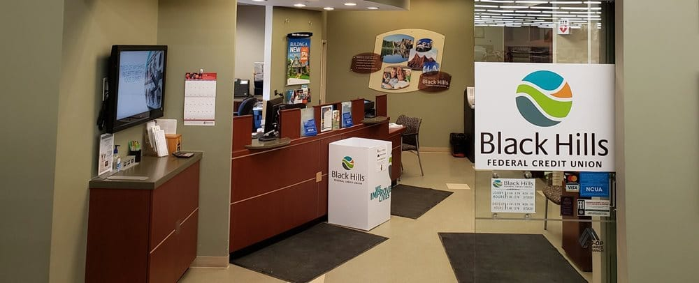 Black Hills FCU Confirms Location in Custer Image