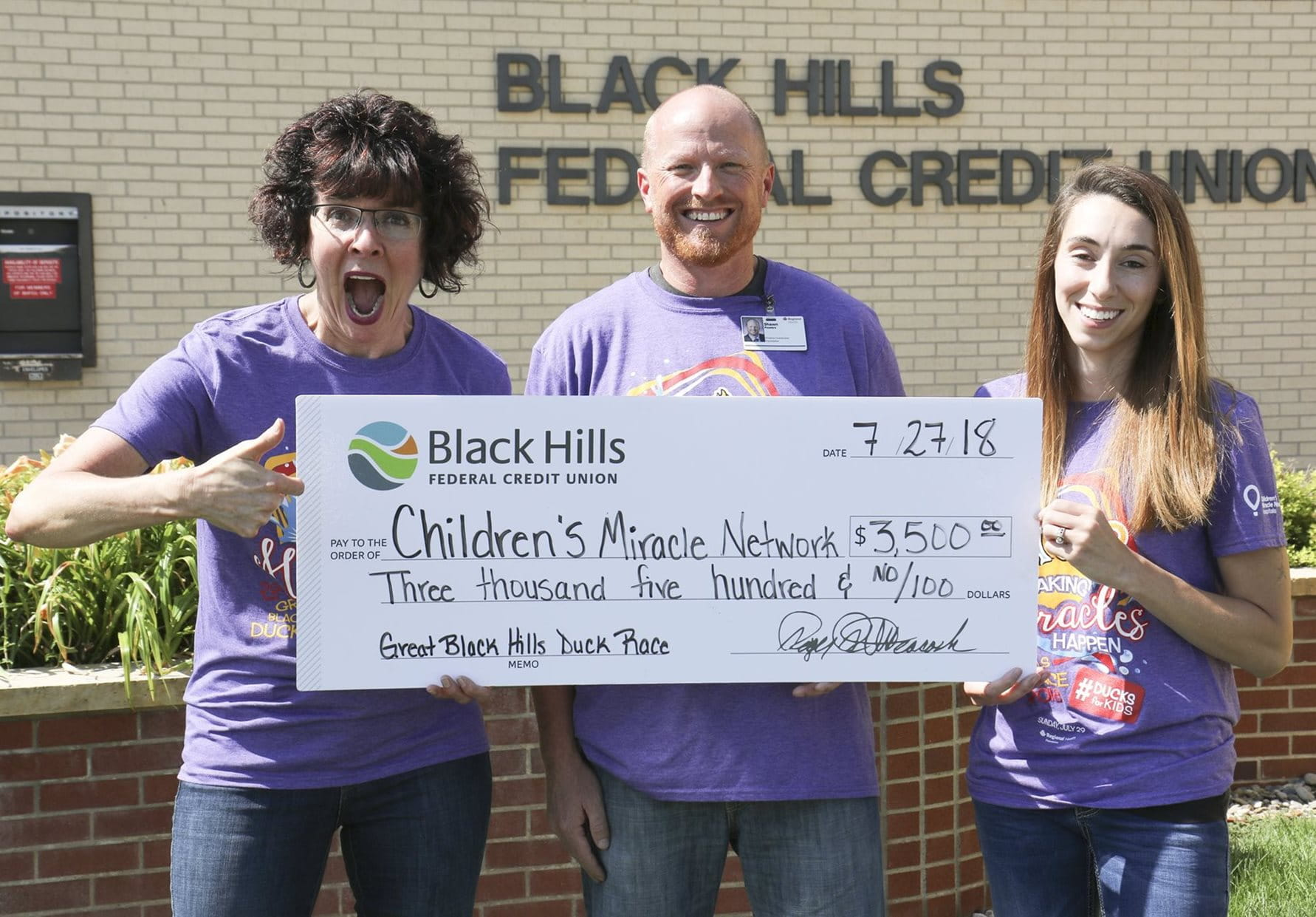Black Hills FCU Charitable Fund