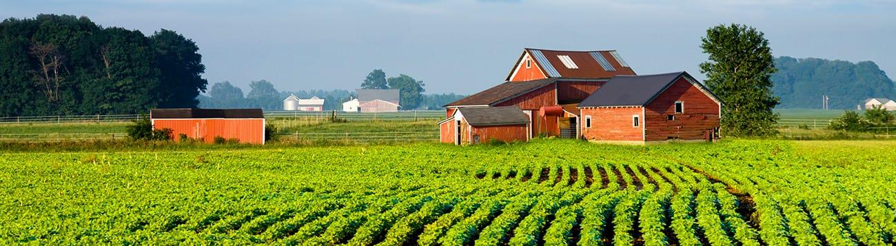 Agriculture real estate loans south dakota farm land for Land home mortgage